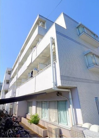 与野本町駅徒歩9分のクラウンパレス与野本町