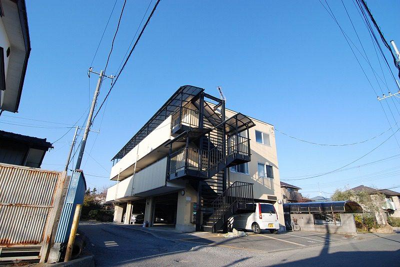茨城県水戸市の城東アメニティマンションのご紹介